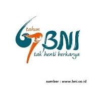 Lowongan Kerja Bank BNI 46