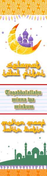 banner lebaran bursakerjadepnaker