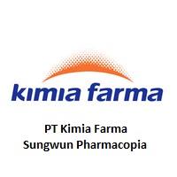pt kimia farma sungwun pharmacopia