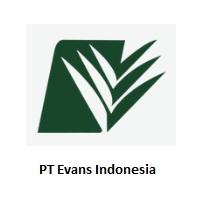 lowonga kerja pt evans indonesia