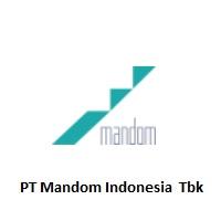 pt mandom indonesia tbk
