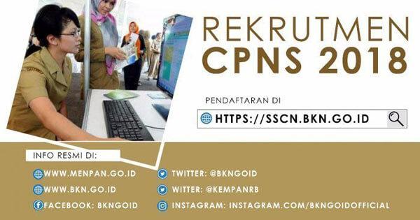 jadwal pendaftaran cpns diperpanjang